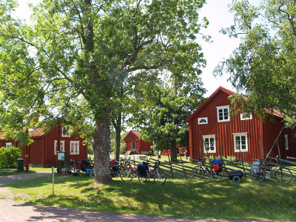 Традиционная ферма Jan Karlsgården / Фото из Финляндии