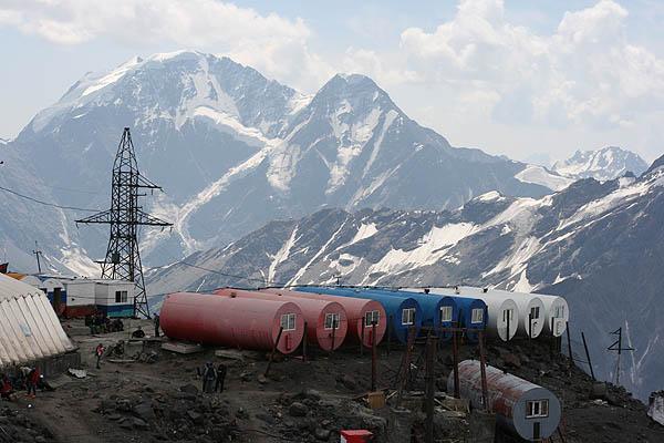 Последняя базовая станция / Фото из России