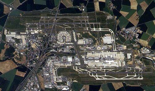 Аэропорт Шарль де Голль
