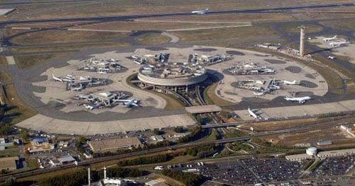 Аэропорт Шарль де Голль, терминал 1