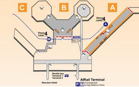 Такс фри в аэропорту франкфурт на майне