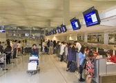 Зал регистрации Терминала 2 / Гонконг - Сянган (КНР)
