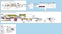 Схема Терминала Sud / Франция