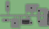 Схема расположения ближайших парковок / Россия