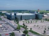 Парковка аэропорта Ruzyne / Чехия