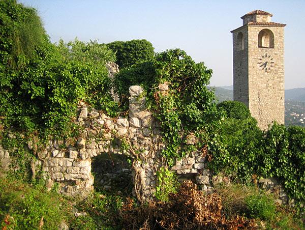 Руины / Фото из Черногории