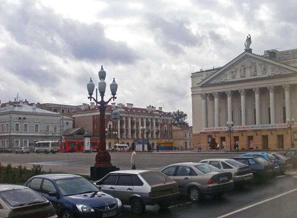 Театр оперы и балета им. Мусы Джалиля / Фото из России
