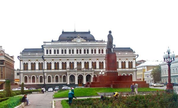 Здание Дворянского собрания / Фото из России