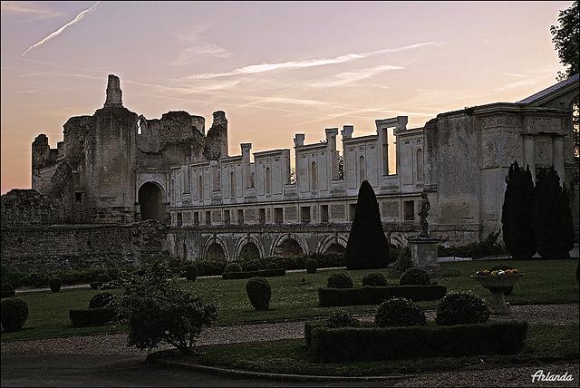 Chateau de Fere / Фото из Франции