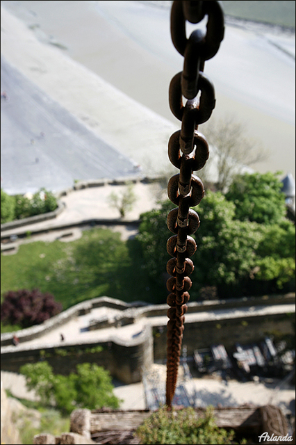 Монастырская обитель / Фото из Франции