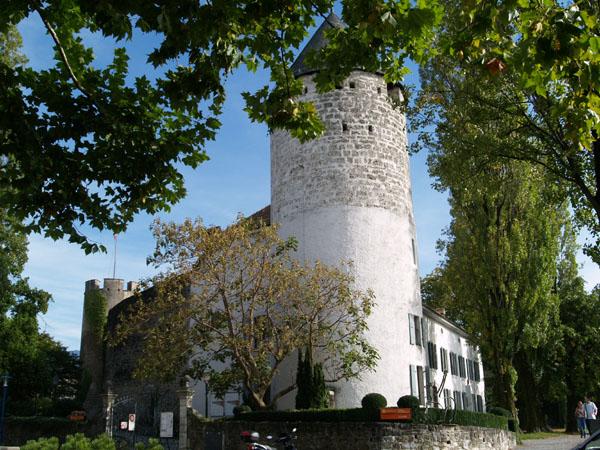 Замок De La Tour-de-Peilz / Фото из Швейцарии