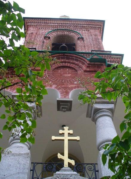 Воскресенский скит, остров Валаам / Фото из России