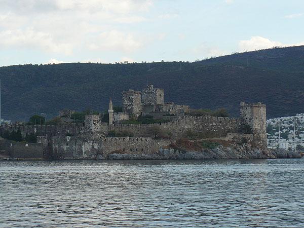 Крепость Бодрума / Фото из Турции