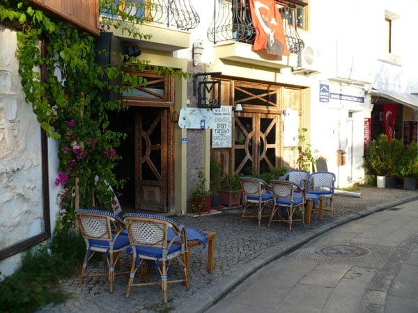 Ялыкавак. Рыбный ресторан. / Фото из Турции