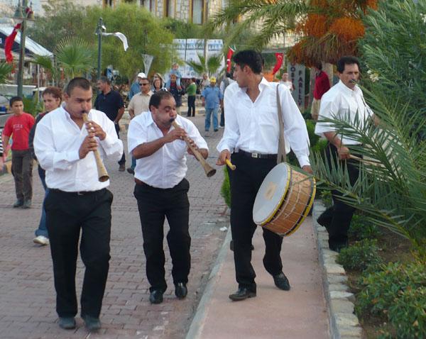 Праздник начинается / Фото из Турции