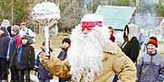 Новый год в Белоруссии: Зюзя Поозерский ждет гостей в новой резиденции