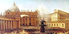 Выставка работ создателя известнейших фонтанов Рима