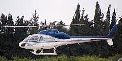 Насладиться пейзажами Израиля туристы смогут с вертолета