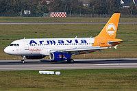 Airbus А319-132 / Армения