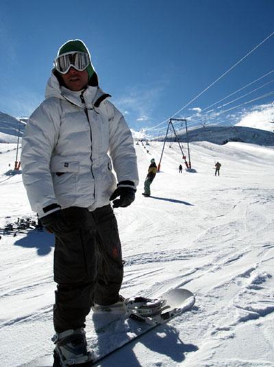 лыжи // Натали Турс