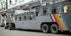 автобус / Куба