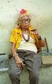 любительница сигар / Куба