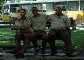 ...три весёлых друга / Куба