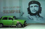 че граффити / Куба