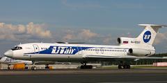 UTair начнет полеты из Москвы в Архангельск