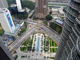 с высоты птичьего полёта / Малайзия