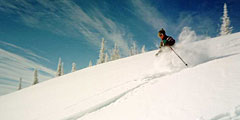 В Кемеровской области строится 135 километров горнолыжных трасс