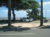 полиция отдыхает / Доминикана