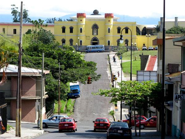 В центре города Сан-Хосе / Фото из Коста-Рики