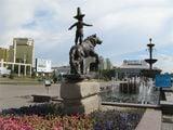 Два дня в Астане, или как неправ был Борат / Казахстан