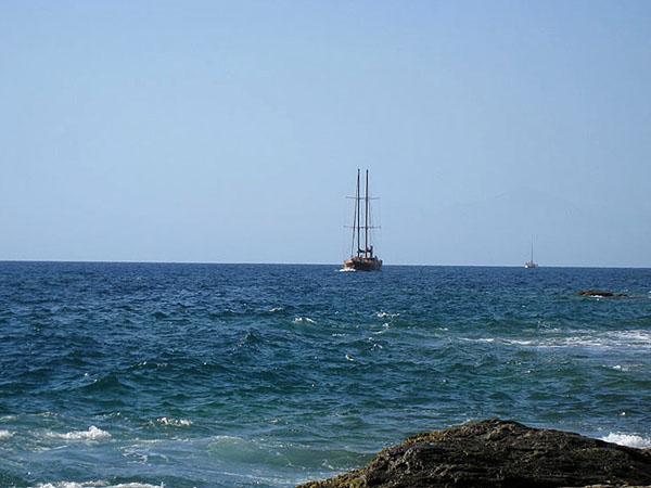 На побережье в Пуэрто-Рико / Фото из Испании