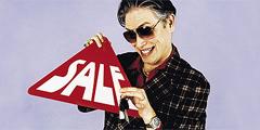 Шоппинг в Финляндии: в сезон распродаж магазины работают без выходных