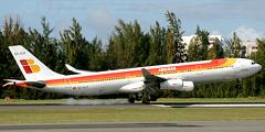 Iberia продает скидочные билеты в США
