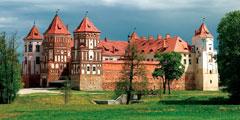 Белорусский замок станет музеем