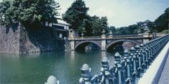 В декабре можно посетить императорский дворец в Токио