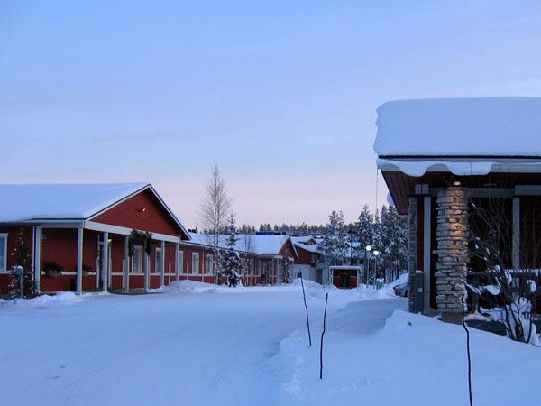 Комплекс Lapland Hotels / Фото из Финляндии