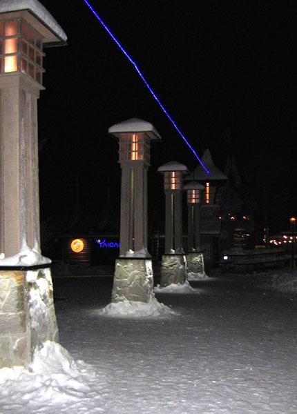 Полярный круг / Фото из Финляндии