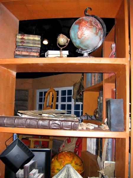 Офисная библиотека / Фото из Финляндии