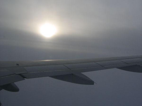 Балтийское небо / Фото из Финляндии