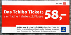 Кофейная компания продает скидочные билеты на немецкие поезда