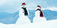 Город снеговиков построят в Норвегии