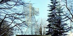 Польша: Праздничная иллюминация украсила Закопане
