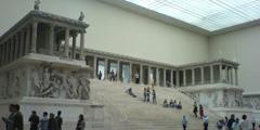 Музей Пергамон - самый популярный в Берлине