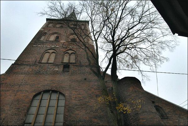 Собор Святого Якоба / Фото из Латвии