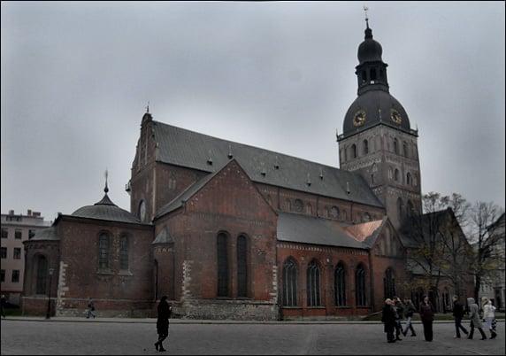 Домский собор / Фото из Латвии