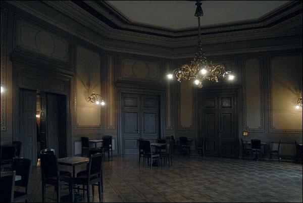 В зданиии Национальной Оперы / Фото из Латвии